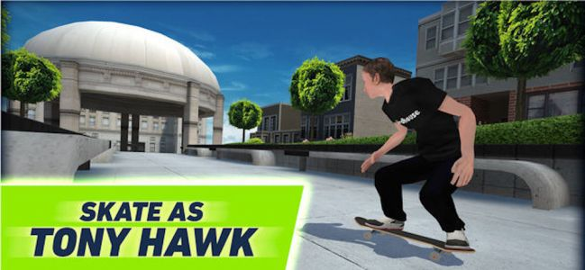 'Tony Hawk's Skate Jam' is the New Tony Hawk Mobile Game, Coming December 13th