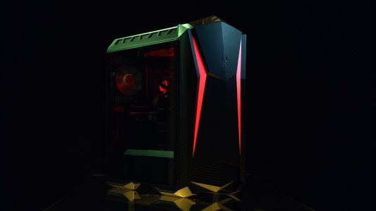 ZOTAC Goes Big With the MEK ULTRA Gaming PC