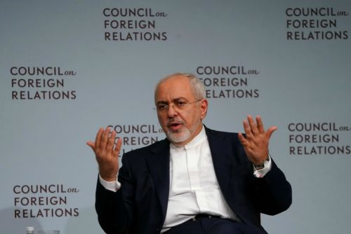 Live, From New York, It's Javad Zarif