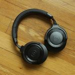 Audio-Technica ATH-WS990BT Over-Ear Wireless Headphones hands-on