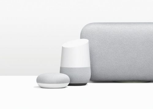 New Google Home Device With Display In The Works
