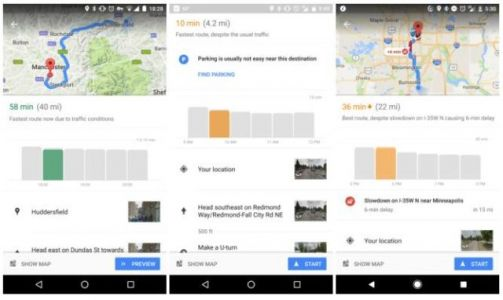 Google Maps Kills Off Calorie Counter Feature After Backlash