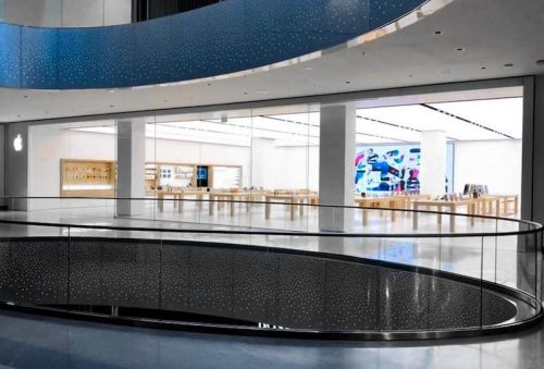 Apple Store Modernization Efforts Continue From Los Angeles to London