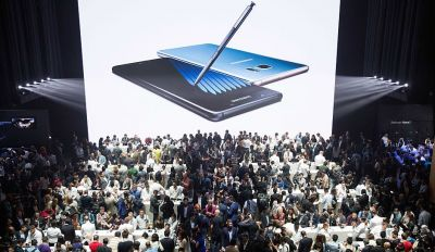 As Release Nears, Samsung Galaxy Note 8 Shows Up Again In Benchmarking Site