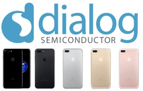 IPhone Chipmaker Dialog Reports Low Sales Projection for Fourth Quarter