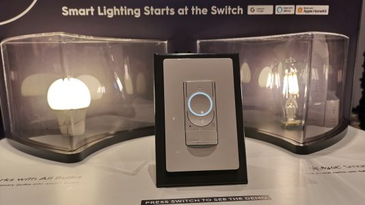 GE Lighting introduces new dimmer switches and smart bulbs at CES 2019