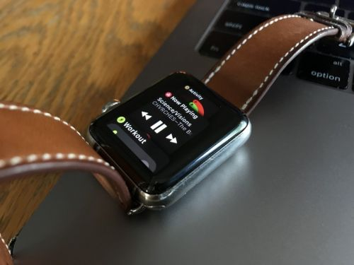 What's new in watchOS 4?