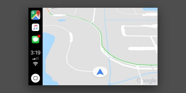 Google Maps beta adds iOS 12 CarPlay support, here's what it looks like