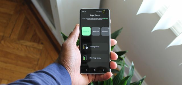 Edge Touch Updated for One UI - Stop Accidental Touches on Your Galaxy S10