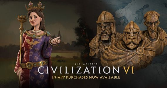 'Civilization VI ' Gets Two DLC Packs, Introducing Poland and Vikings