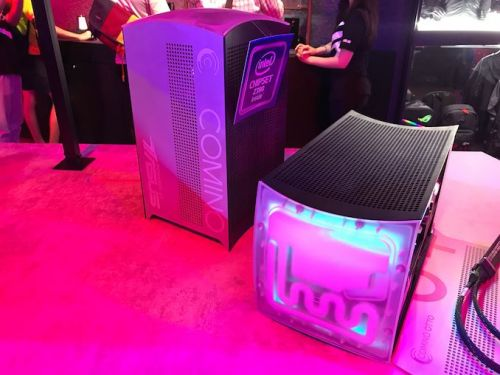From Mining to Mini-PC Gaming: Comino Goes High-End Gaming PCs