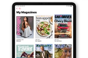 With Apple News+ available, Texture will close on May 28th
