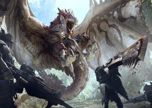 Monster Hunter World, Hunting 101 Trailer