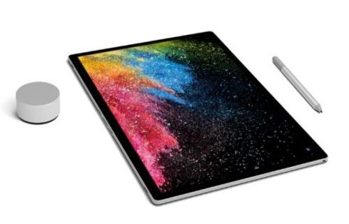 Microsoft Surface Book 2 Refresh May Bring Quadcore CPU