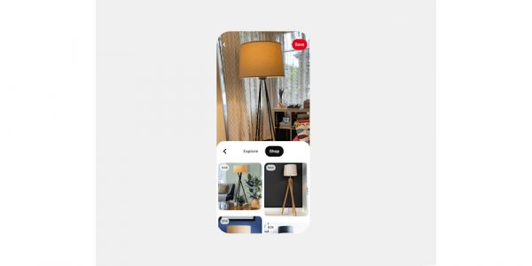 Pinterest adds new 'see it, snap it, buy it' feature