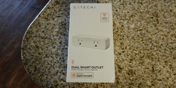 Hands-on with Satechi's new HomeKit Dual Smart Outlet