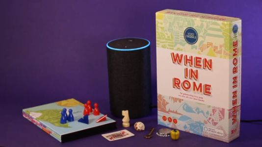 Sensible Object raises $3.2 million for board games you play with Alexa and Google Assistant