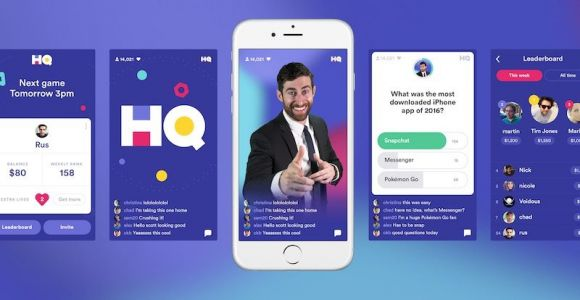 HQ Trivia's Scott Rogowsky: 'There Are Other Games in the Pipeline'