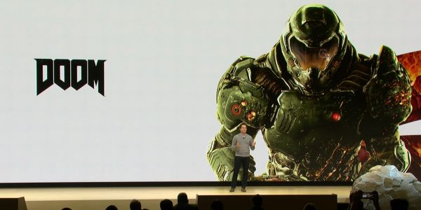Google Stadia promises 'Doom: Eternal', teases 'NBA 2K19', 'Tomb Raider', more at GDC