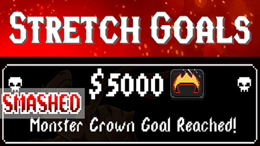 Monster Crown Reaches Campaign Goal in Under 28 Hours