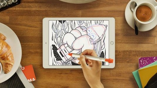 Logitech's Crayon Will Soon Work With The iPad Pro