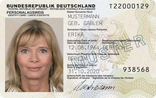 Germany Says iPhones Running iOS 13 Will Be Able to Read NFC Tags in National ID Cards and Passports
