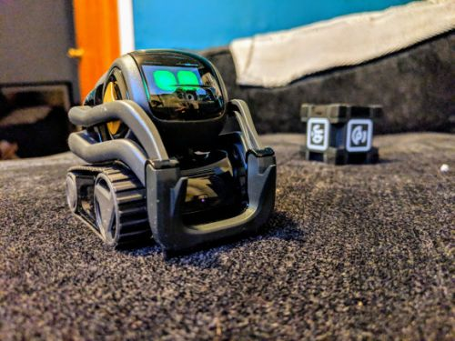 Anki Vector review: Big on heart, not on smarts