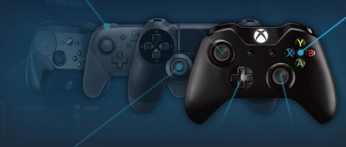 Valve reveals just how many PC gamers plug in gamepads-and which kinds