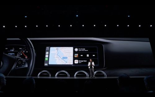 Apple Says iOS 13 to Bring 'Biggest Update to CarPlay Yet'