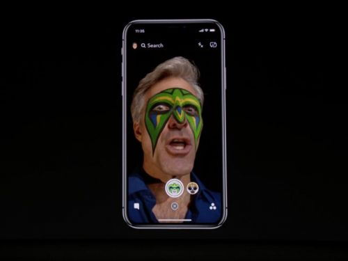 Apple's Craig Federighi talks Face ID in TechCrunch interview