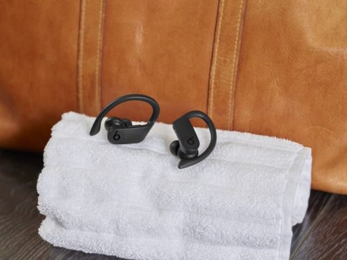 Powerbeats Pro Feature IPX4 Water Resistance Rating