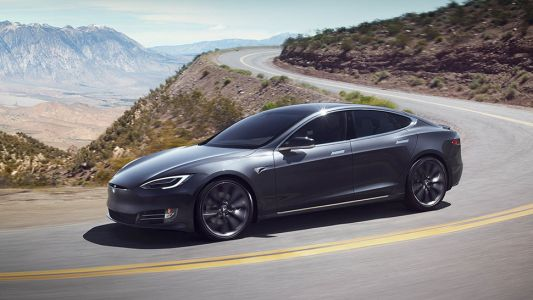 Video shows Tesla Model S catching fire in traffic, Tesla investigating