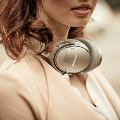 Bose Debuts Google Assistant-Enabled QC35 II Headphones