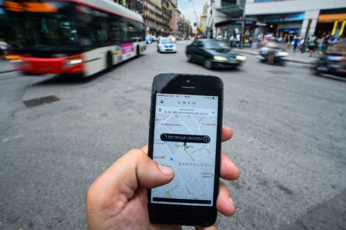 Top EU court: Uber is just another transportation service