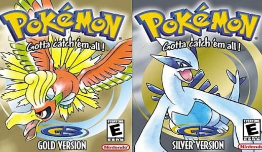 Pokémon Gold and Silver Now Available on 3DS eShop