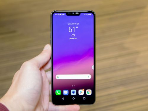 LG G7 ThinQ hands-on-An LG G6 with an iPhone X-style notched display