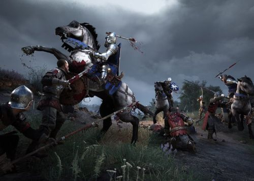 Chivalry 2 multiplayer sword fighting game announced at E3 2019