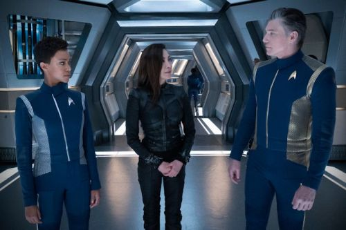 Michelle Yeoh may get a Star Trek spinoff