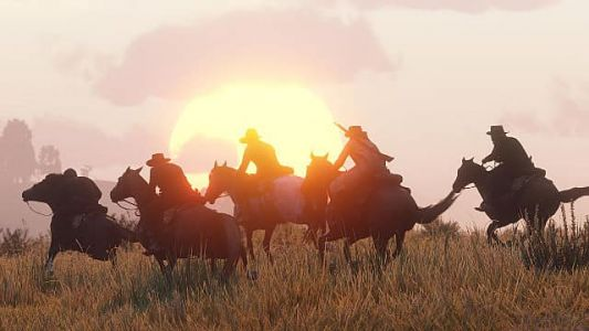 Red Dead Online's Newest Mode Brings More Battle Royale Carnage