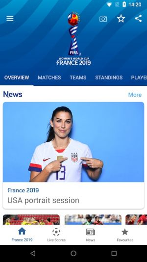 Top 8 Best Android Apps For The FIFA Women's World Cup - 2019