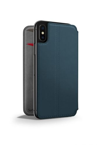 Leather iPhone X SurfacePad Case Impresses, Includes New Features
