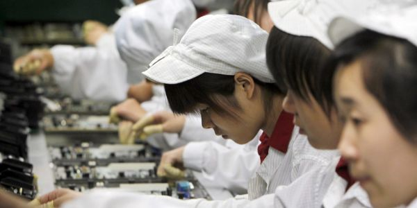 Apple admits student interns worked illegal hours on iPhone X production line