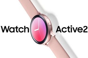 Samsung will release the Galaxy Watch Active 2 soon. with its best feature disabled until 2020