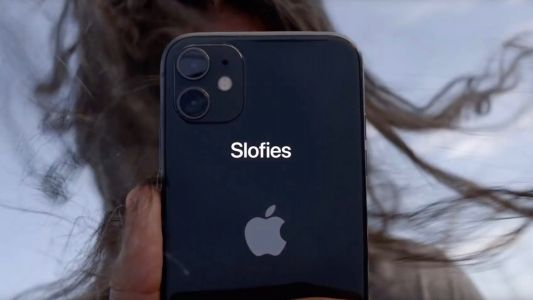 Apple invented the iPhone 11 buzzword 'slofie', and it wants a trademark to prove it