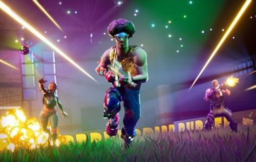 Fortnite PS4 Pro resolution is now 1440p