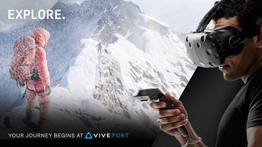 You can get free VR for a year with a new HTC Vive - but not for long