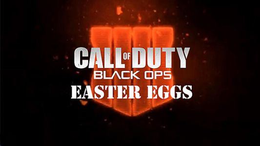 7 Best Call of Duty: Black Ops 4 Easter Eggs