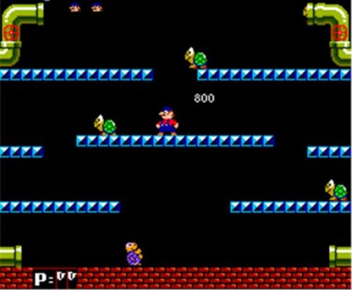 Nintendo's Arcade Archives brings classic games to the Switch