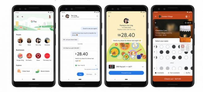 Google Pay improves in Singapore; Samsung Pay launches in Germany