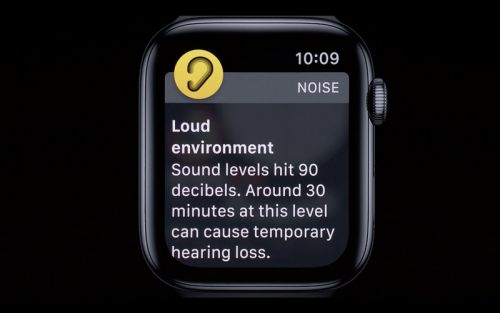 Apple Watch Getting New Health Features, Including Noise App and Menstrual Cycle Tracking